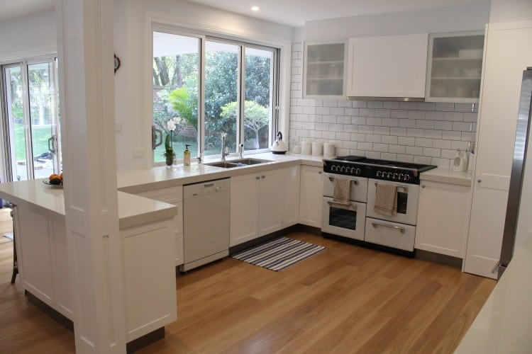 Image of a Northern Beaches Kitchen